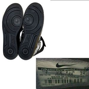 Nike Shoes - NWT Nike Air Force One Women BHM High Top Sneakers